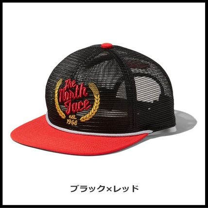 THE NORTH FACE キャップ 国内発送・正規品★THE NORTH FACE★MOUNTAIN ALL MESH CAP(6)