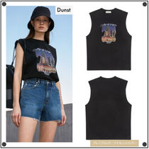 Dunst(ダンスト) タンクトップ Dunstの[unisex]RESORT GRAPHIC SLEEVELESS T-SHIRT