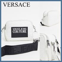 Versace Jeans Couture*キルティングクロスボディバッグ*送料込