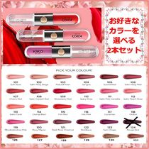[KIKO MILANO]リップ &グロス☆UNLIMITED DOUBLE TOUCH2色セット