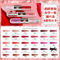 [KIKO MILANO]リップ &グロス☆UNLIMITED DOUBLE TOUCH4色セット