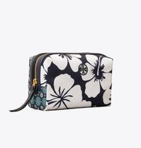 Tory Burch PERRY PRINTED SMALL COSMETIC CASE
