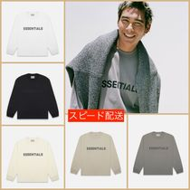 FEAR OF GOD(フィアオブゴッド) Tシャツ・カットソー [FOG] Fear Of God Essentials Long Sleeve T-Shirt ロンT
