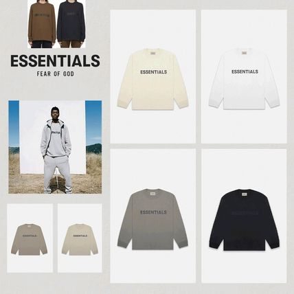 FOG【Fear Of God】Essentials Long Sleeve T-Shirt 関税送料込