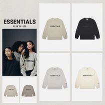 【FOG - Fear Of God】Essentials - Sweatshirt 関税送料込