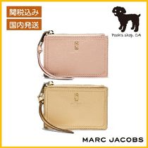 【MARC JACOBS】THESOFTSHOT PEARLIZED MULTIWALLET◆国内発送◆