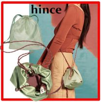 hince(ヒンス) バッグ・カバンその他 ☆送料・関税込☆hince☆Mood Nest☆ポーチ巾着バッグ☆