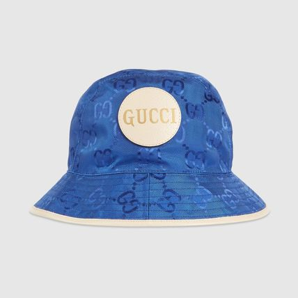 GUCCI ハット 【GUCCI】Gucci Off The Grid フェドラハット バケットハット(7)
