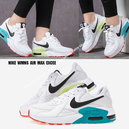 NIKE★WMNS AIR MAX EXCEE★兼用★ホワイト×マルチカラー