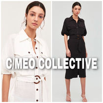 CAMEO COLLECTIVE(カメオコレクティブ) ワンピース オーストラリア発C/MEO COLLECTIVE GO ON MIDI DRESS 送料込
