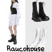 ★Raucohouse★UGLY WALKER BOOTS(2colors)