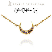 【TEMPLE OF THE SUN】Aylin Necklace Gold ゴールド ネックレス