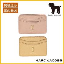 【MARC JACOBS】THE SOFTSHOT PEARLIZED CARD CASE◆国内発送◆