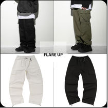 [FLARE UP] ★ 20'SS NEW ★ wide cargo pants