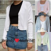 《Brandy Melville》BILLIE SWEATER ★ カーディガン