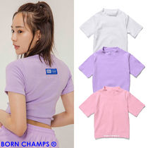 [BORNCHAMPS] BCG CROP TEE CESBGTS02 3COLOR 正規品 送料無料
