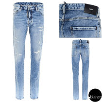 関税込DSQUARED2 2020FW Light Baby Blue Wash Cool Guy Jeans