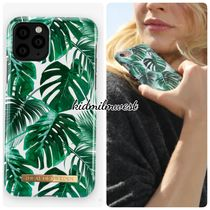 iDEAL OF SWEDEN★MONSTERA JUNGLE☆iphone case