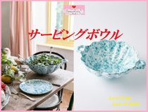 最安値*関送込【Anthro】Skye McAlpine Splatter Serving Bowl