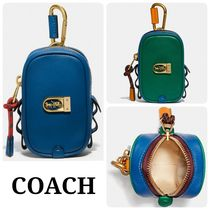 COACH* ポーチ コンパクト Small Horse And Carriage Pouch