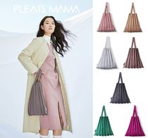 GLITTER toto bag グリッタートートバッグ pleatsmama korea