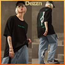 Dezzn(ディズーン) Tシャツ・カットソー 【国内発送】☆ DEZZN ☆No.1 Tシャツ☆送料関税込み