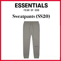 ☆【FOG】FEAR OF GOD ESSENTIALS Sweatpants (SS20)/GRAY