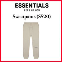 ☆【FOG】FEAR OF GOD ESSENTIALS Sweatpants (SS20)/TAN