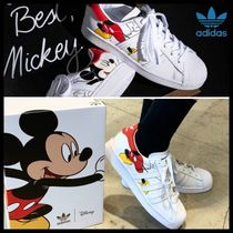 ADIDAS x Disney MICKEY MOUSE SUPERSTAR