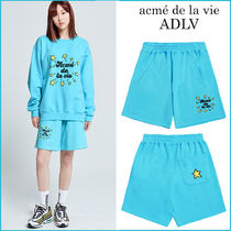 アクメドラビ ADLV★TWICE着用★EMBOSSING STAR SHORT PANTS