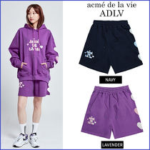 アクメドラビ ADLV★TWICE着用★EMBOSSING HEART SHORT PANTS