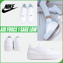 【NIKE】AIR FORCE 1 SAGE LOW スニーカー 『22~25.5CM』