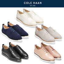 COLE HAAN■Grand Ambition Lace-Up Sneaker レザーシューズ
