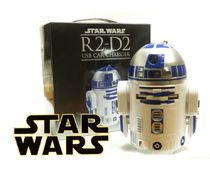 スターウォーズ R2-D2 USB 車載充電器 iPhone iPad Androido対応