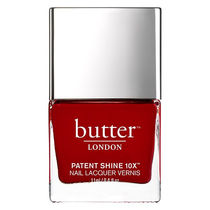 butter LONDON(バターロンドン) マニキュア Butter London☆Her Majesty's Red Patent Shine 10X Nail
