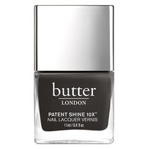 Butter London☆Earl Grey Patent Shine 10X Nail Lacquer