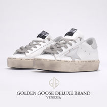 関税負担なし☆Golden Goose HI STAR Sneakers スニーカー