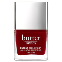 Butter London☆Regal Red Patent Shine 10X Nail Lacquer