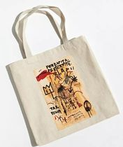 Urban Outfitters(アーバンアウトフィッターズ) トートバッグ 注目★Basquiat Tote Bag バスキア