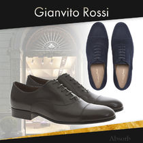 【20SS NEW】Gianvito Rossi_men /VINCENT オックスフォード/2色