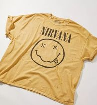 Nirvana Destroyed Tee ダメージ加工