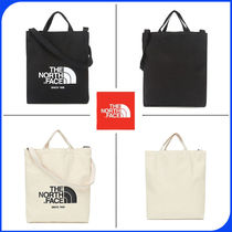 【THE NORTH FACE】☆BIG LOGO TOTE ☆★安全発送★