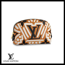 LOUIS VUITTON☆LV CRAFTY POCHETTE COSMETIQUE