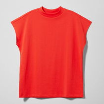 """""""WEEKDAY"""" Prime T-Shirt Red"""