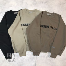 【買付済み・国内即発 】FOG ESSENTIALS Crew Neck Sweatshirt