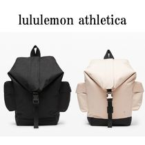 lululemon*Fill your Day Backpack*撥水性あり・バックパック