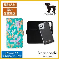 【Kate Spade】bird party magnetic iphoneケース◆国内発送◆