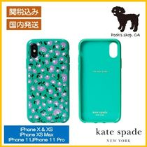 【Kate Spade】jeweled party floral iphoneケース◆国内発送◆