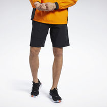 [ Reebok ] TS Hijacked Shorts (Black)
