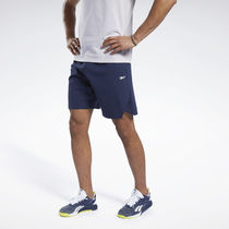 [ Reebok ] UBF Epic Shorts (Navy)